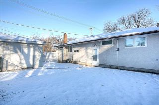 Photo 4: 441 Cordova Street in Winnipeg: River Heights Single Family Detached for sale (1D)  : MLS®# 1831989