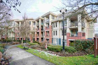"""Photo 3: 205 245 ROSS Drive in New Westminster: Fraserview NW Condo for sale in """"GROVE AT VICTORIA HILL"""" : MLS®# R2543639"""