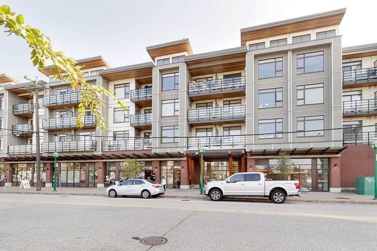 Main Photo: 327 5288 GRIMMER STREET in Burnaby: Metrotown Condo for sale (Burnaby South)  : MLS®# R2504878