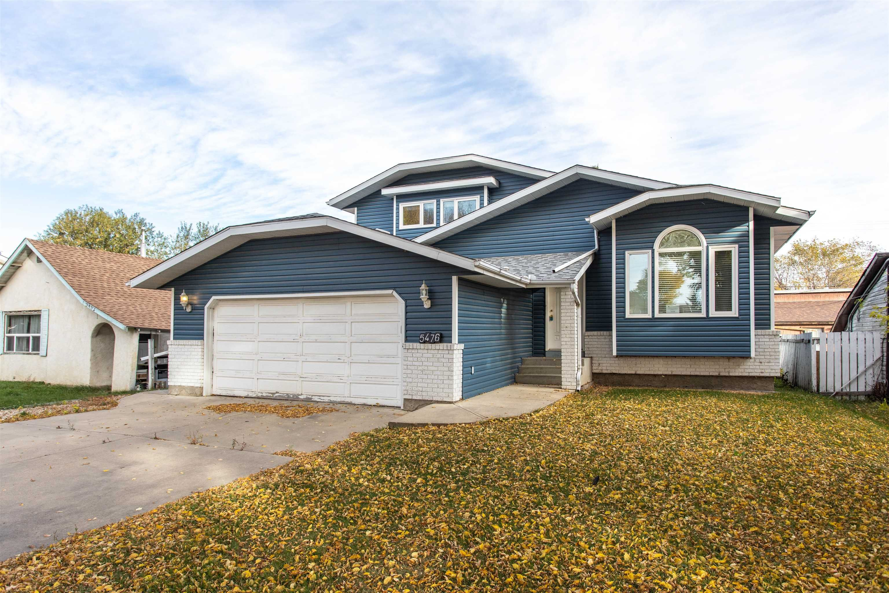 Main Photo: 5476 51 Avenue: Lacombe House for sale : MLS®# E4265549