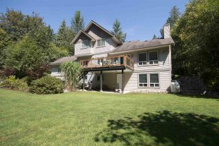 Photo 30: 4535 UDY Road in Abbotsford: Sumas Mountain House for sale : MLS®# R2101409