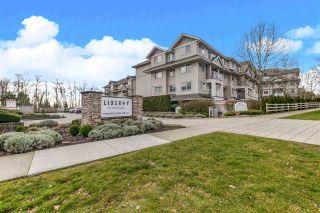 "Photo 1: 208 19366 65 Avenue in Surrey: Clayton Condo for sale in ""LIBERTY"" (Cloverdale)  : MLS®# R2541499"