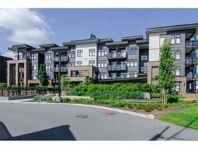 """Photo 1: 402 20058 FRASER Highway in Langley: Langley City Condo for sale in """"VARSITY"""" : MLS®# R2228955"""