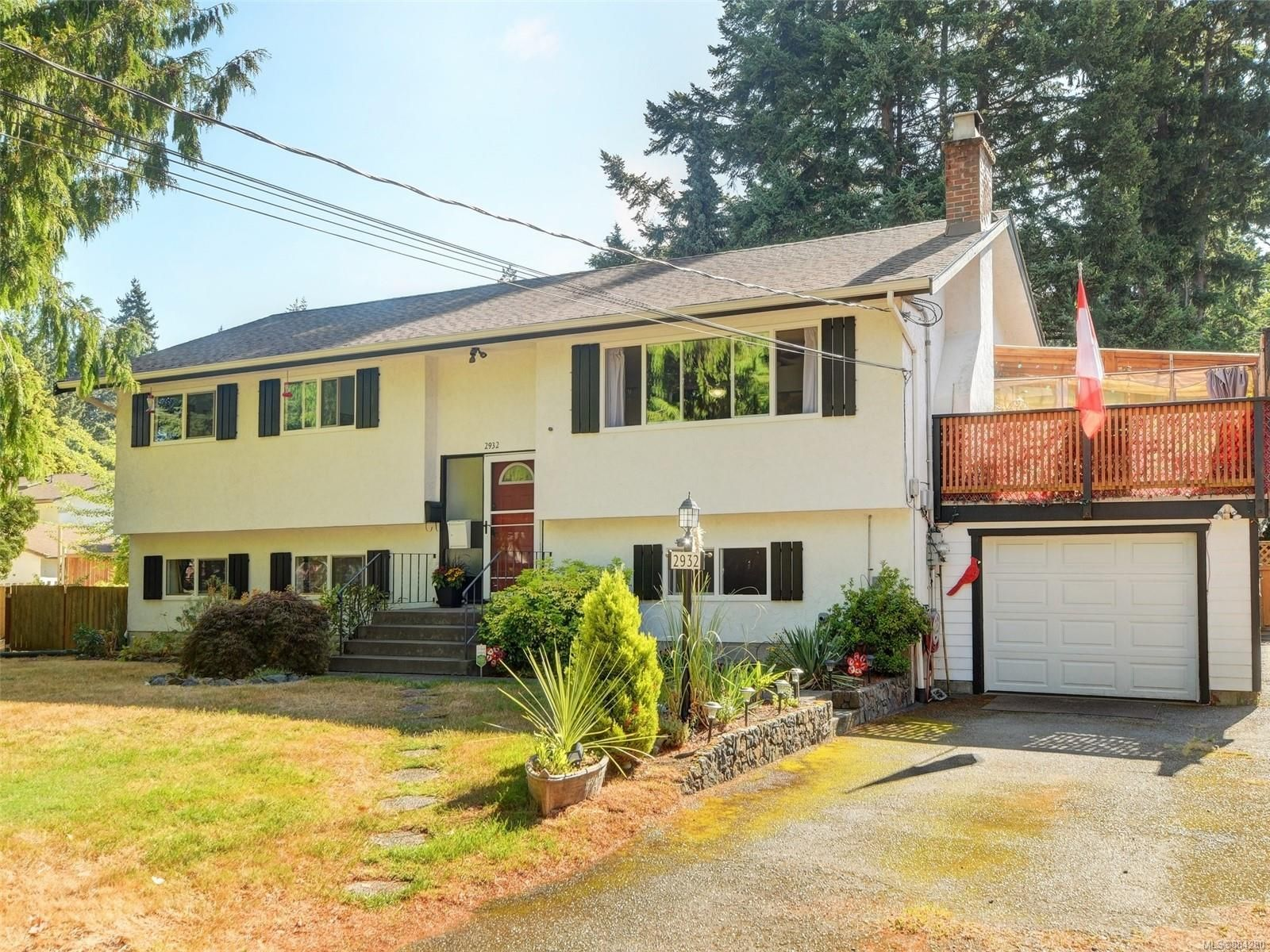 Main Photo: 2932 Deborah Pl in : Co Colwood Lake House for sale (Colwood)  : MLS®# 884280