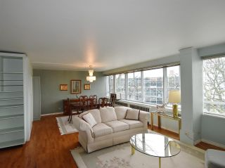 """Photo 3: 408 1445 MARPOLE Avenue in Vancouver: Fairview VW Condo for sale in """"HYCROFT TOWERS"""" (Vancouver West)  : MLS®# R2047974"""