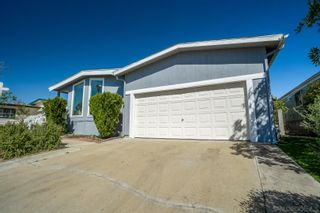 Photo 2: SANTEE Manufactured Home for sale : 3 bedrooms : 9255 N Magnolia Ave #338