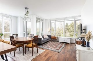 """Photo 6: 602 7428 ALBERTA Street in Vancouver: South Cambie Condo for sale in """"BELPARK BY INTRACORP"""" (Vancouver West)  : MLS®# R2536703"""