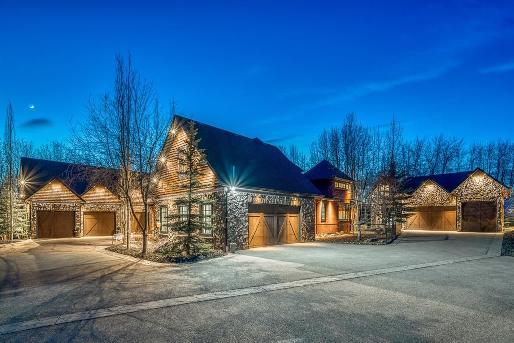 Main Photo: 16 Woodland Rise in Rural Rocky View County: Rural Rocky View MD Detached for sale : MLS®# A1125353