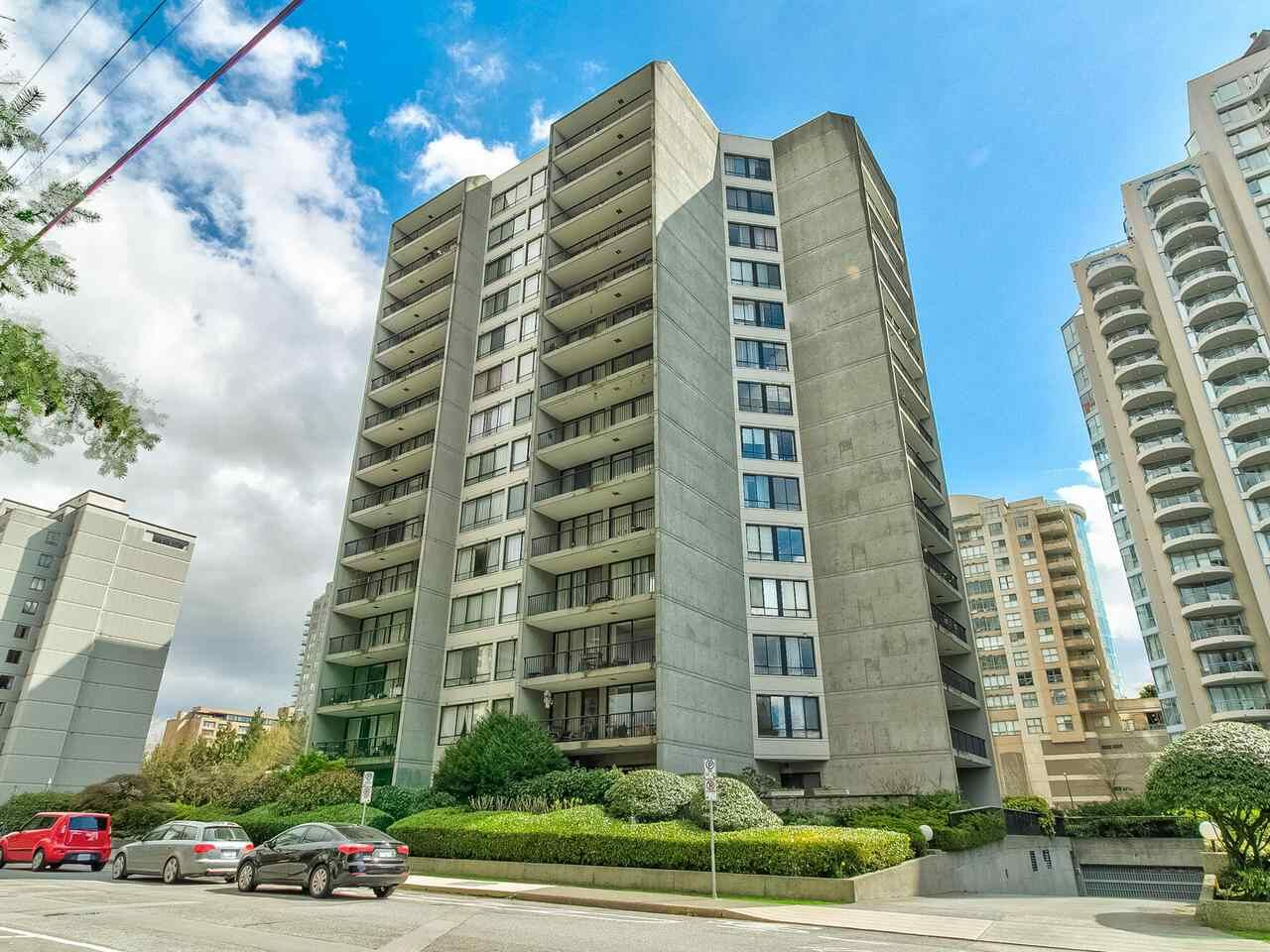 Main Photo: 1001 710 SEVENTH Avenue in New Westminster: Uptown NW Condo for sale : MLS®# R2563627