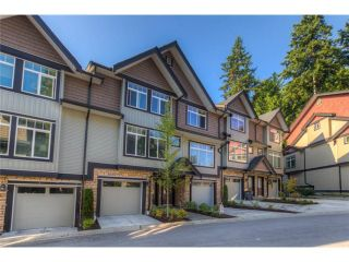 "Photo 1: 126 6299 144TH Street in Surrey: Sullivan Station Townhouse for sale in ""ALTURA"" : MLS®# F1429971"