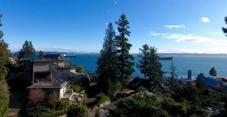 Photo 1: 4170 B ROSE Crescent in West Vancouver: Sandy Cove Land for sale : MLS®# R2542455