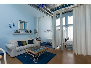 """Photo 2: 409 338 W 8TH Avenue in Vancouver: Mount Pleasant VW Condo for sale in """"Building Where You Touchbase The Realtors"""" (Vancouver West)  : MLS®# V1016962"""