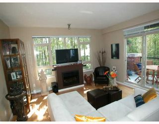 "Photo 3: 308 100 CAPILANO Road in Port_Moody: Port Moody Centre Condo for sale in ""SUTER BROOK"" (Port Moody)  : MLS®# V649541"