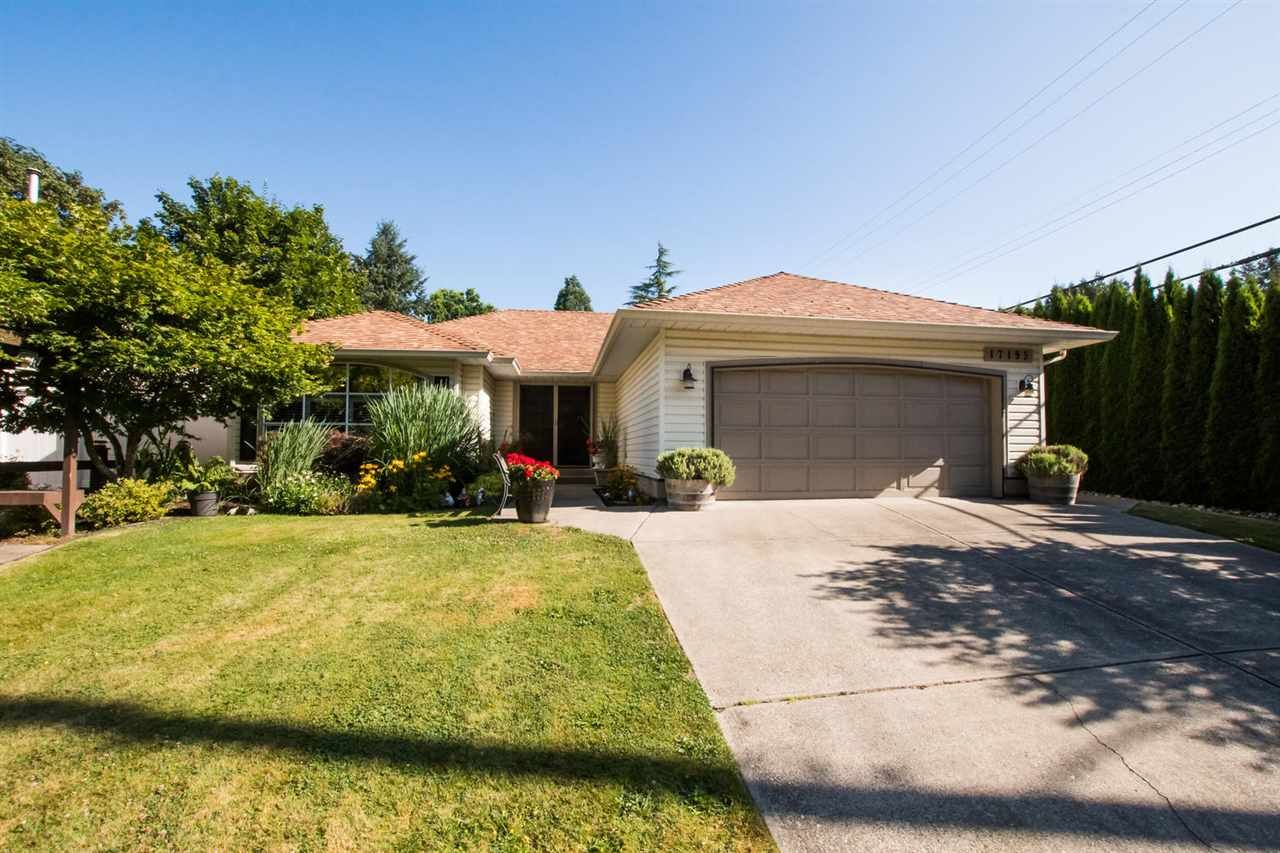 Main Photo: 17195 57 Avenue in Surrey: Cloverdale BC House for sale (Cloverdale)  : MLS®# R2553545