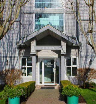 "Photo 2: 206 4989 47 Avenue in Delta: Ladner Elementary Condo for sale in ""Park Regent"" (Ladner)  : MLS®# R2322490"