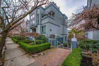 """Photo 19: 9 877 W 7TH Avenue in Vancouver: Fairview VW Townhouse for sale in """"EMERALD COURT"""" (Vancouver West)  : MLS®# R2341517"""
