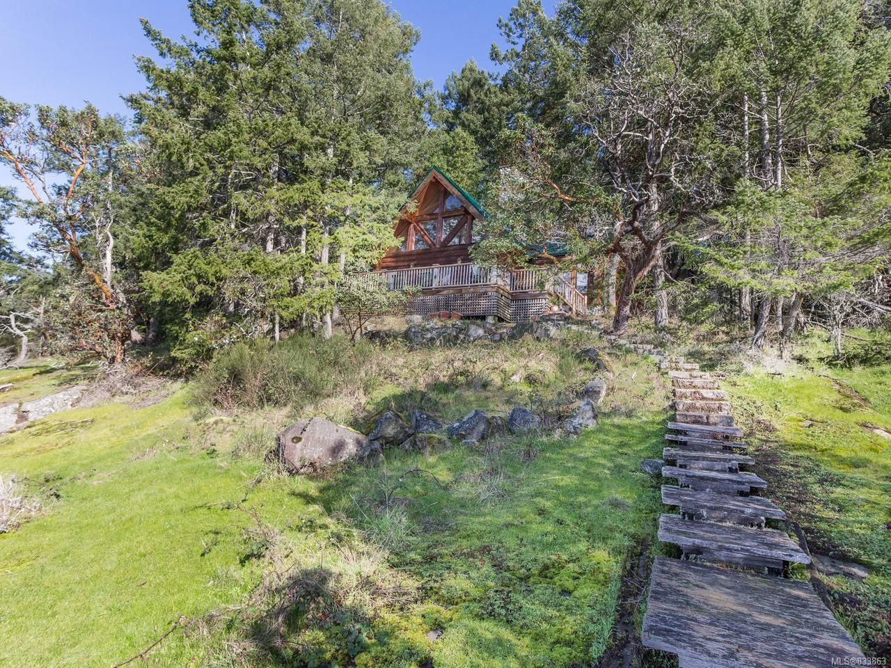 Photo 1: Photos: 255 Forbes Dr in THETIS ISLAND: Isl Thetis Island House for sale (Islands)  : MLS®# 833863