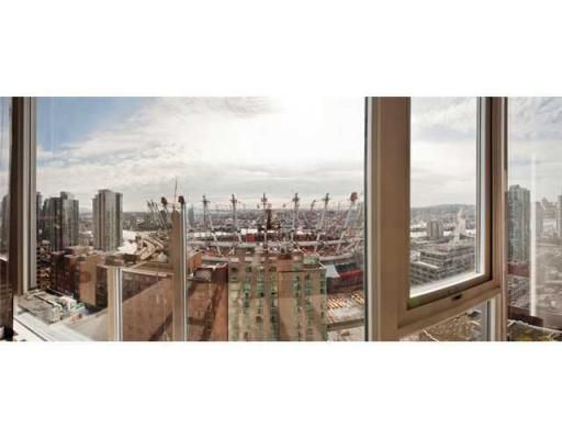 Main Photo: # 2505 233 ROBSON ST in Vancouver: Condo for sale : MLS®# V877253