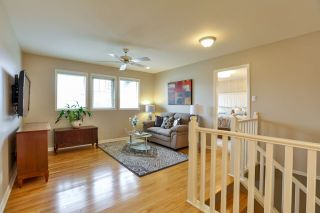 """Photo 10: 7 6177 169 Street in Surrey: Cloverdale BC Townhouse for sale in """"NORTHVIEW WALK"""" (Cloverdale)  : MLS®# R2256305"""