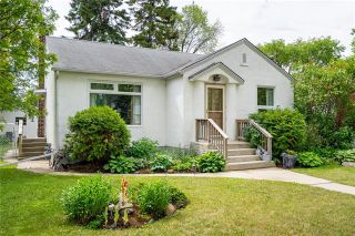 Photo 1: 512 McNaughton Avenue in Winnipeg: Riverview Residential for sale (1A)  : MLS®# 1917720