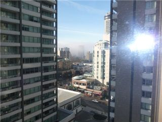 """Photo 7: # 1204 1288 ALBERNI ST in Vancouver: West End VW Condo for sale in """"The Pallisades"""" (Vancouver West)  : MLS®# V1042773"""