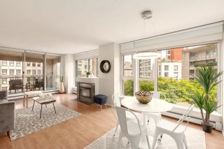 Photo 1: 602 183 KEEFER PLACE in Vancouver: Downtown VW Condo for sale (Vancouver West)  : MLS®# R2607774