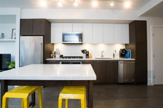 """Photo 1: 408 417 GREAT NORTHERN Way in Vancouver: Strathcona Condo for sale in """"Canvas"""" (Vancouver East)  : MLS®# R2553375"""