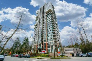 "Photo 1: 306 301 CAPILANO Road in Port Moody: Port Moody Centre Condo for sale in ""THE RESIDENCES"" : MLS®# R2438705"