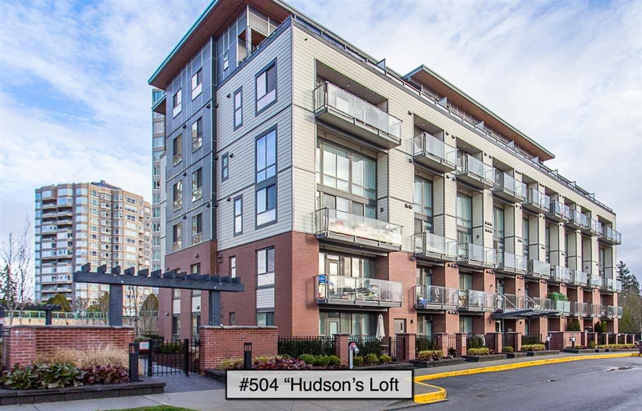 "Main Photo: 504 3080 GLADWIN Road in Abbotsford: Central Abbotsford Condo for sale in ""Hudson's Loft"" : MLS®# R2283903"