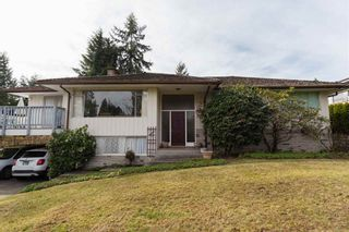 Photo 1: 1708 ST. DENIS ROAD in West Vancouver: Ambleside House for sale : MLS®# R2050310