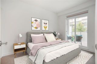 Photo 3: 215 711 14 Street in North Vancouver: Mosquito Creek Duplex for sale