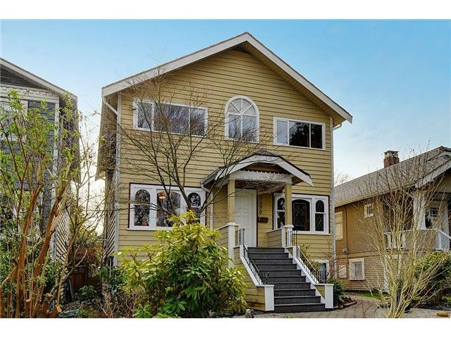 """Main Photo: 3590 W 23RD Avenue in Vancouver: Dunbar House for sale in """"DUNBAR"""" (Vancouver West)  : MLS®# V1052635"""