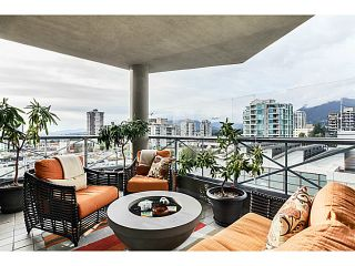 """Photo 7: 601 160 E 13TH Street in North Vancouver: Central Lonsdale Condo for sale in """"THE GRANDE"""" : MLS®# V1027451"""