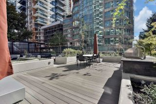 """Photo 29: 1807 889 PACIFIC Street in Vancouver: Downtown VW Condo for sale in """"THE PACIFIC BY GROSVENOR"""" (Vancouver West)  : MLS®# R2621538"""