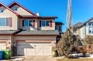 Main Photo: 15 Silverado Range Heights SW in Calgary: Silverado Semi Detached for sale : MLS®# A1081923