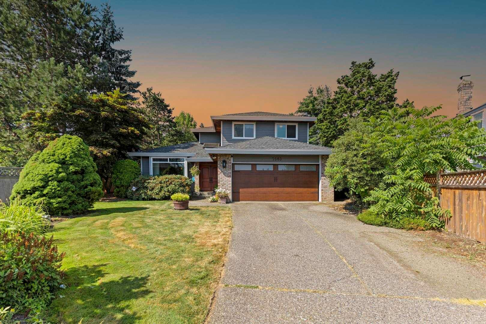 """Main Photo: 7583 150A Street in Surrey: East Newton House for sale in """"CHIMNEY HILLS"""" : MLS®# R2607015"""