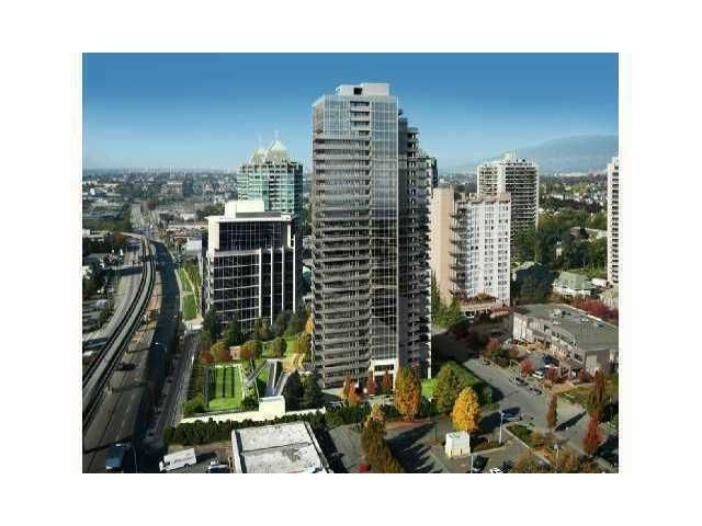 """Main Photo: # 2702 4400 BUCHANAN ST in Burnaby: Brentwood Park Condo for sale in """"THE MOTIF"""" (Burnaby North)  : MLS®# V858330"""
