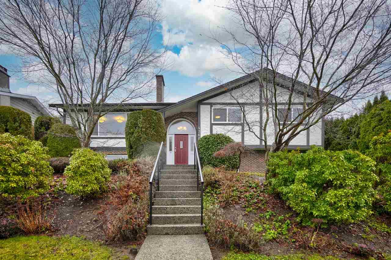 Main Photo: 4360 GATENBY Avenue in Burnaby: Deer Lake Place House for sale (Burnaby South)  : MLS®# R2535212
