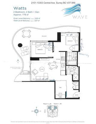 Photo 34: 2101 13303 CENTRAL Avenue in Surrey: Whalley Condo for sale (North Surrey)  : MLS®# R2613547