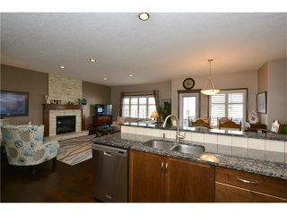 Photo 9: 14 WEST POINTE Manor: Cochrane House for sale : MLS®# C4108329
