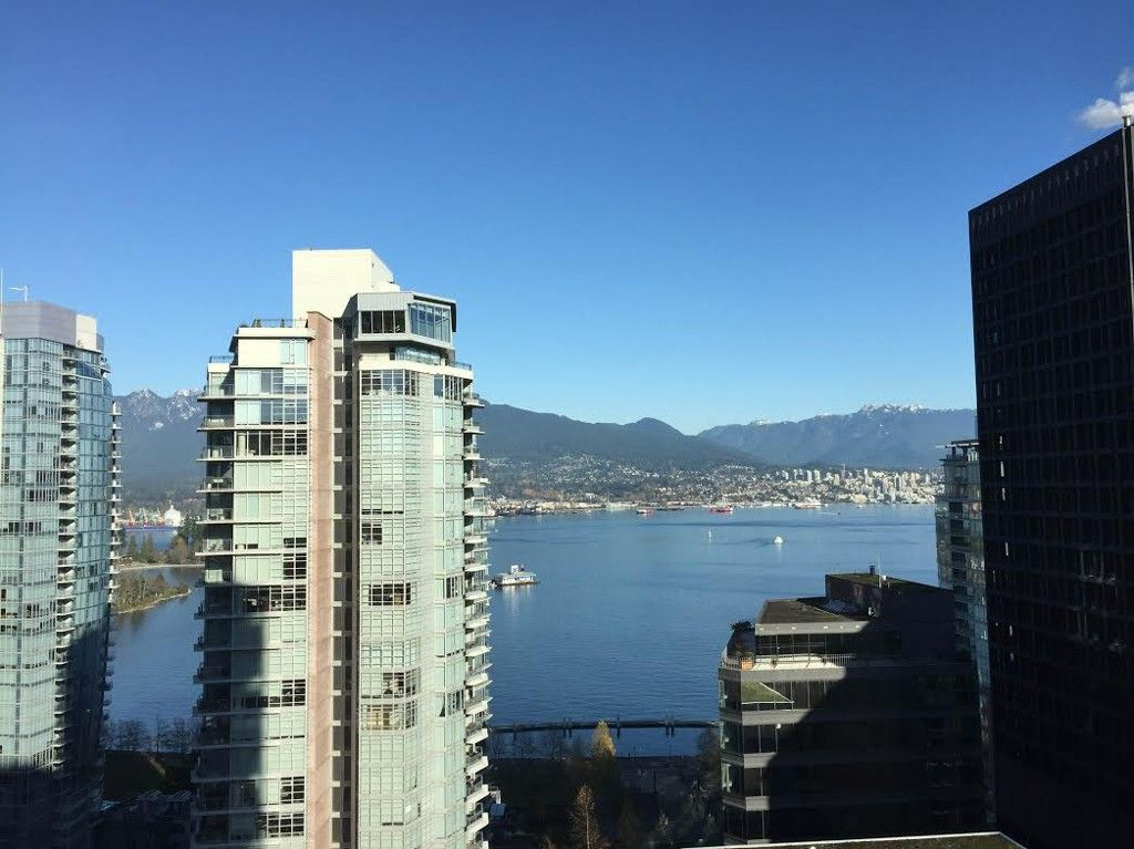 Photo 8: Photos: 1188 West Pender Street in Vancouver: Coal Harbour Condo for rent (Vancouver West)