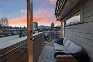 """Photo 8: 401 1586 W 11TH Avenue in Vancouver: Fairview VW Condo for sale in """"Torrey Pines"""" (Vancouver West)  : MLS®# R2561085"""