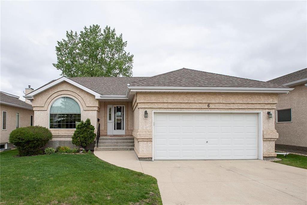 Main Photo: 6 385 Willowlake Crescent in Winnipeg: Condominium for sale (2H)  : MLS®# 202012090