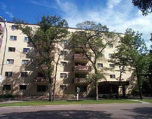 Main Photo: 605 250 WELLINGTON Crescent in WINNIPEG: Fort Rouge / Crescentwood / Riverview Condominium for sale (South Winnipeg)  : MLS®# 2518975