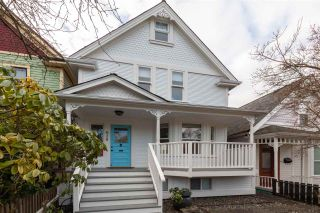 Photo 1: 628 UNION Street in Vancouver: Strathcona House for sale (Vancouver East)  : MLS®# R2541319