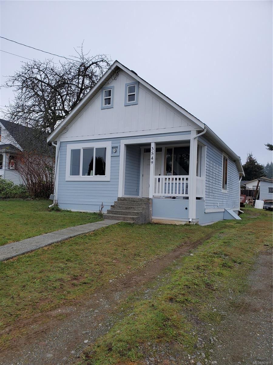 Main Photo: 3549 11th Ave in : PA Port Alberni House for sale (Port Alberni)  : MLS®# 861411