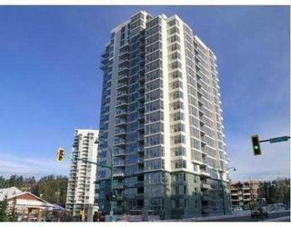 Photo 1: # 1403 295 GUILDFORD WY in Port Moody: Condo for sale : MLS®# V801440