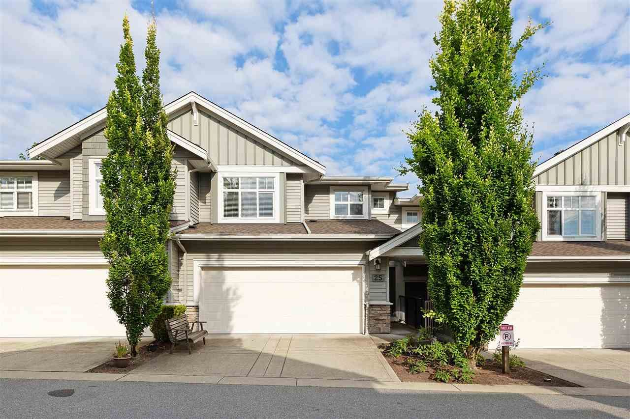 Main Photo: 25 11282 COTTONWOOD DRIVE in : Cottonwood MR Townhouse for sale : MLS®# R2484163