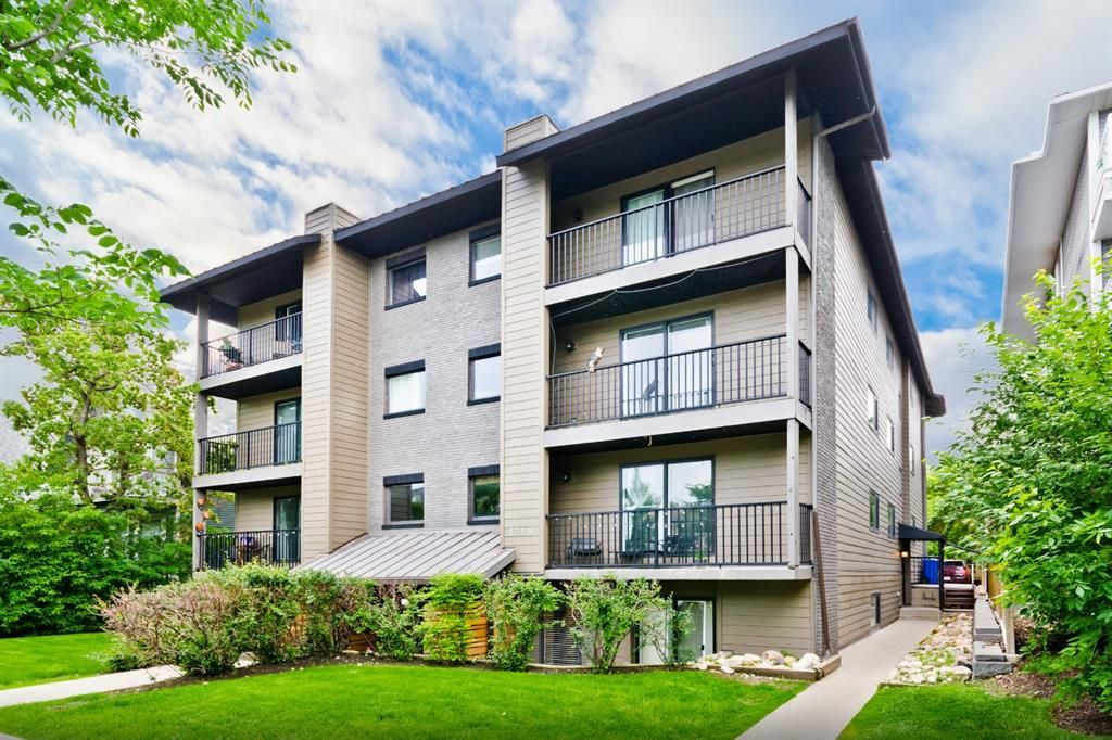 102 - 1719 11 Ave SW
