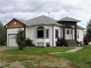 """Photo 1: 14235 259TH Road in Fort St. John: Fort St. John - Rural W 100th House for sale in """"NORTH PINE"""" (Fort St. John (Zone 60))  : MLS®# N230500"""
